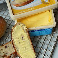 蔓越莓核桃软欧+#安佳黑科技易涂抹软黄油#的做法图解5