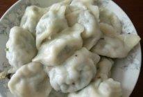 豆角木耳鸡蛋饺子的做法