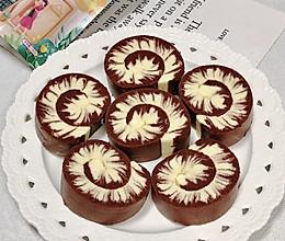 0卡糖可可旋风蛋糕卷的做法