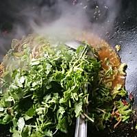 青菜牛肉的做法图解9