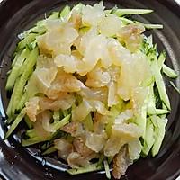 海蜇头拌黄瓜的做法图解8