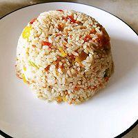 #秋天怎么吃#虾仁时蔬炒饭的做法图解9