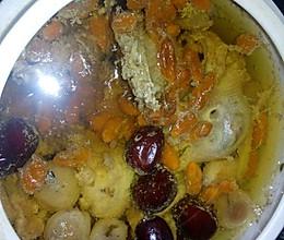 百鸽药材汤的做法