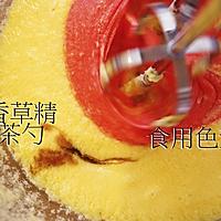 红天鹅绒纸杯蛋糕/红丝绒蛋糕的做法图解5