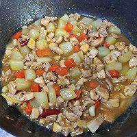 时蔬咖喱鸡,营养美味100分的做法图解6