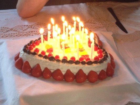 生日蛋糕的做法_【图解】生日蛋糕怎么做如何做好吃