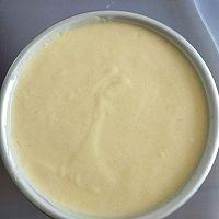 牛奶芒果慕斯蛋糕6寸的做法图解6