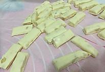 原味牛轧糖的做法