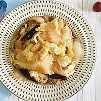减肥也可食用的醋溜白菜的做法图解11