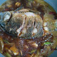 红烧鲫鱼#金龙鱼营养强化维生素A  新派菜油#的做法图解8
