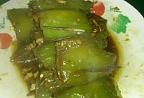 油焖青椒的做法