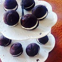 奶油巧克力派#松下烘焙魔法世界#的做法图解12