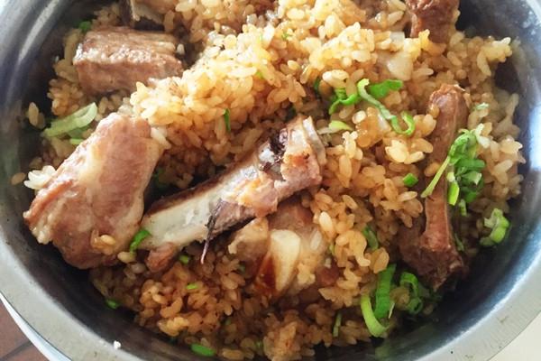 做法蒸糯米的排骨北京人去哪儿吃家常菜图片