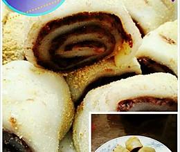 天津传统小吃:驴打滚的做法