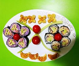 寿司花开,春意朵朵来!的做法