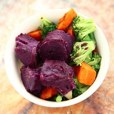 超简单减脂健身素餐