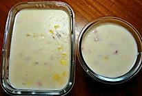 奶油浓汤 | 只有玉米没有蜗牛的做法