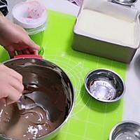 千叶纹古早蛋糕的做法图解13