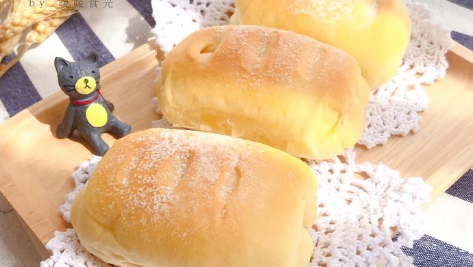 牛奶面包卷——超级软超级好吃