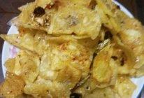 香辣薯片的做法