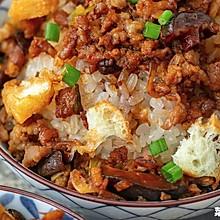 温州古早味糯米饭|咸饭甜浆