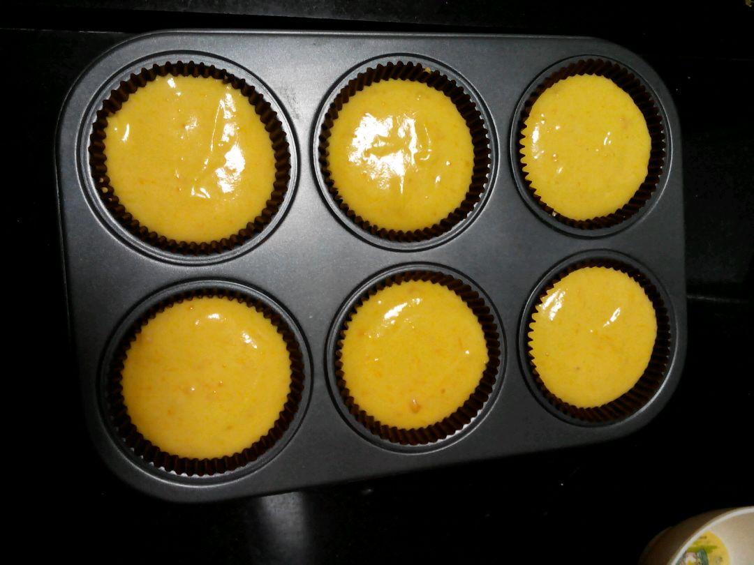 烤箱蛋糕(南瓜版)的做法图解3