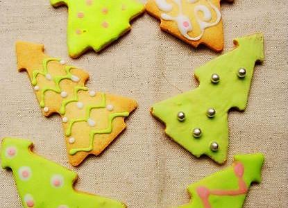 圣诞糖霜饼干的做法