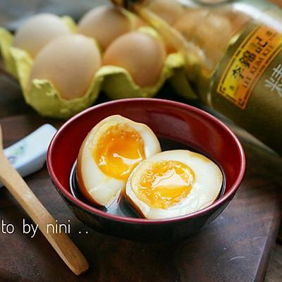 酱油溏心蛋#厨此之外,锦享美味#
