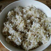糙米菜蔬烧麦的做法图解1