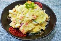 #餐桌上的春日限定#青芥末土豆沙拉的做法