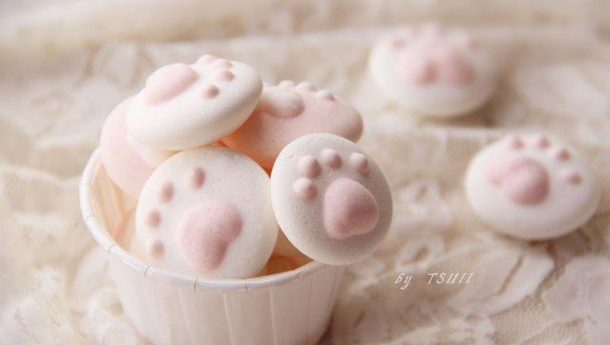 ·萌萌の猫爪棉花糖· 唤起童真的心 无水饴版