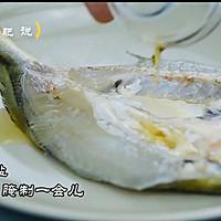香煎黄鱼的做法图解2