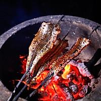 #晒出你的团圆大餐#碳烤针良鱼的做法图解2