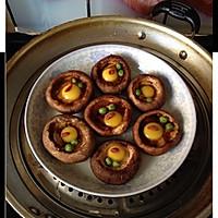 家常菜—香菇炖蛋的做法图解2