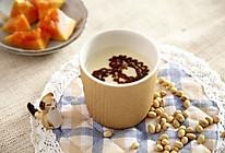 黑糖老姜豆浆的做法