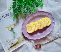 自制乳酪蛋糕卷,不开裂真美味的做法