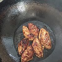 香菇炖鸡翅的做法图解6