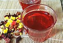 水果花茶的做法