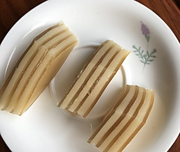 马蹄椰汁千层糕的做法
