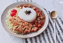 [快厨房]炸猪排咖喱饭的做法