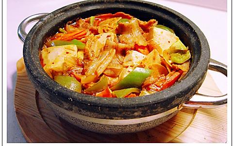 石锅豆腐的做法