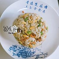 家庭版扬州炒饭