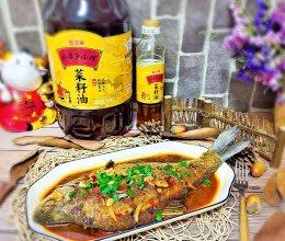 #福气年夜菜#年年有余~豆瓣红烧鱼的做法