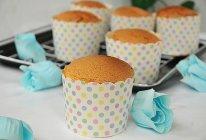 分蛋海绵小纸杯蛋糕#长帝烘焙节#的做法
