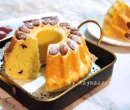 #一道菜表白豆果美食# 比蛋糕还好吃的咕咕霍夫面包的做法