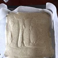 奶茶慕斯蛋糕卷的做法图解7