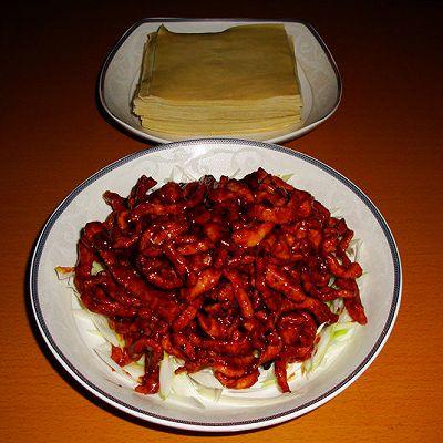 <京菜>京酱肉丝