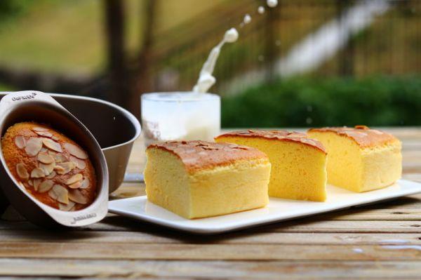 杏仁乳酪蛋糕