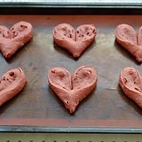 【番茄配方】蔓越莓心形蛋糕的做法图解10