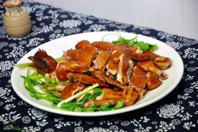 #家乡菜#豉油鸡